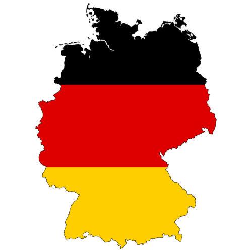 saksamaa kaart