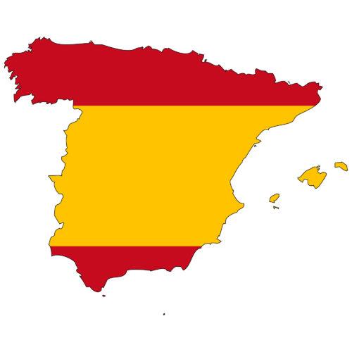 hispaania kaart
