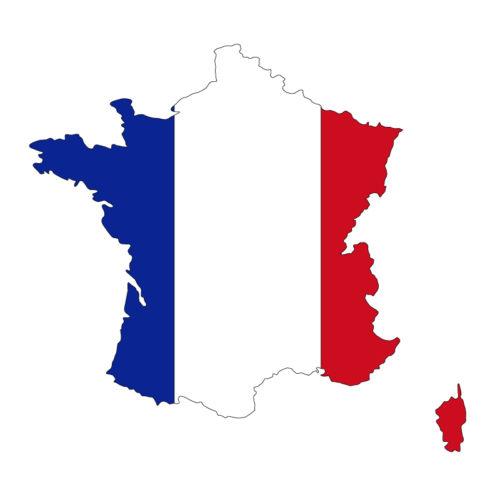prantsusmaa kaart